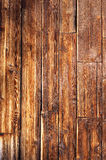 Weathered wood planks vertical Royalty Free Stock Photos