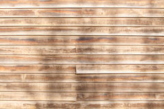 Weathered wood siding Royalty Free Stock Photo