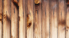Weathered wood siding Royalty Free Stock Photos