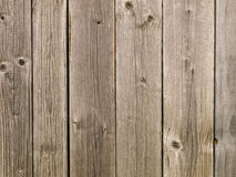 Weathered wood texture. Close-up of the old weathered wood texture Stock Images