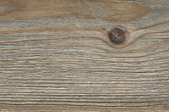 Weathered wood texture. Grey weathered wood texture close-up as background Stock Image
