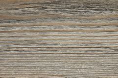Weathered wood texture. Grey weathered wood texture close-up as background Royalty Free Stock Photo