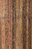 Weathered Wood Wall Royalty Free Stock Photos