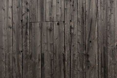Weathered wood wall. Old weathered wooden wall background/texture Stock Image