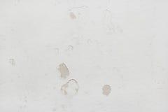 Weathered wood with white enamel. Royalty Free Stock Photo