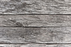 Weathered wooden background Royalty Free Stock Images
