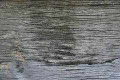 Weathered wooden background texture. A grunge wooden background texture. The wood was treated but is now very weathered and cracking royalty free stock photography