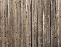 Weathered Wooden Boards Background Stock Photography