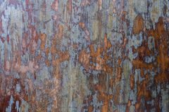 Wooden Texture. Weathered wooden and damaged Texture Royalty Free Stock Photography