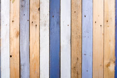 Weathered wooden fence Royalty Free Stock Photos