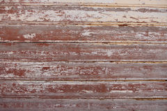 Weathered wooden fence surface texture Royalty Free Stock Photography