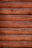 Weathered wooden logs with natural pattern background. Stock Photos