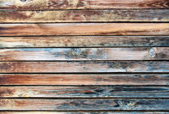 Weathered wooden plank Stock Image