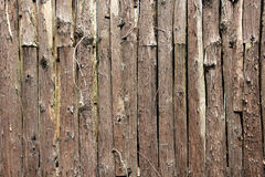 Weathered wooden planks Stock Photography