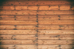 Weathered wooden planks background Royalty Free Stock Images