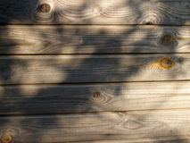 The weathered wooden Stock Photography