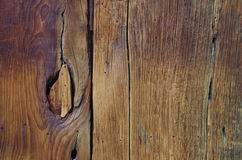 Weathered wooden planks Royalty Free Stock Photography