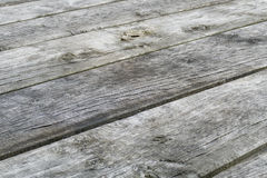 Weathered wooden planks. Stock Photography