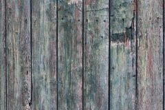 Weathered wooden texture stock photography