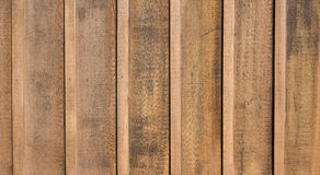 Weathered wooden vertical siding Royalty Free Stock Image