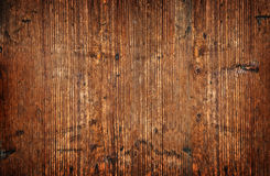 Weathered wooden wall Stock Images