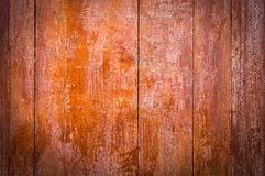 Weathered wooden wall texture. background, vintage. Royalty Free Stock Images