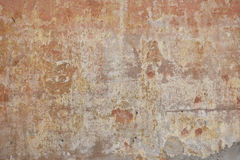 Weathered and worn stucco wall Royalty Free Stock Image