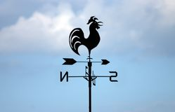 Weathervane stockbild