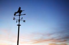 weathervane zdjęcie stock