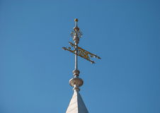 Weathervane Obrazy Royalty Free