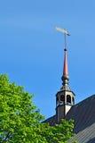 Weathervane of Koenigsberg Cathedral. Kaliningrad, Russia Stock Photography