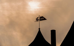 Weathervane Stock Photo