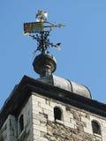 Weathervane, torre de Londres Imágenes de archivo libres de regalías
