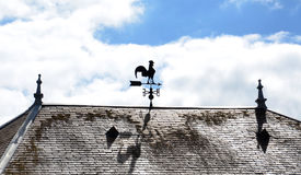 Weathervane in Vernon, France Stock Image