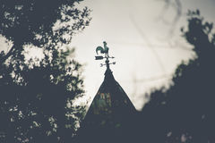 Weathervane Royalty Free Stock Photography