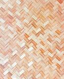 Weav di bambù sottile Fotografie Stock