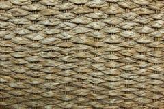 Weave гиацинта сделал мебель Стоковые Фотографии RF