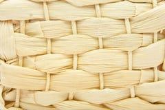 weave корзины предпосылки Стоковые Изображения