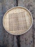 Weave корзины ручной работы Стоковое Изображение RF