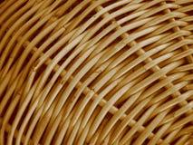 weave макроса корзины Стоковые Изображения RF