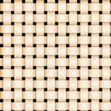weave пикника корзины Стоковая Фотография RF