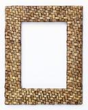 weave рамки bambo Стоковые Изображения