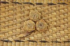 weave ротанга Стоковые Фото