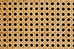 Weave ротанга Стоковое фото RF