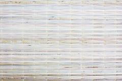 Текстура тайской введенной в моду циновки weave Стоковые Изображения RF