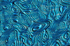 Weave azul fundo textured Imagem de Stock Royalty Free
