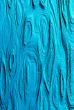 Weave azul fundo textured Fotografia de Stock Royalty Free
