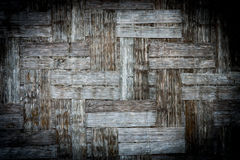 Weave Background. Oldbamboo weave Background and textured royalty free stock photo
