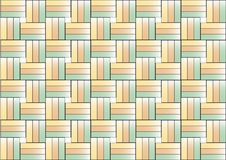 Weave background vector design. Royalty Free Stock Photography