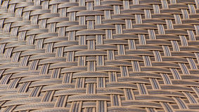 Weave brown Royalty Free Stock Photo